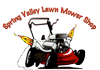 Spring Valley Lawn Mower Shop