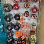 Spring Valley Lawnmower Shop. Gardening Tools.
